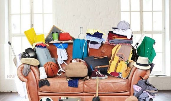 Decluttering and Skip Hire Options